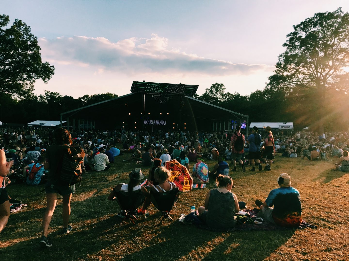 Bonnaroo: Travel Diary & Tips