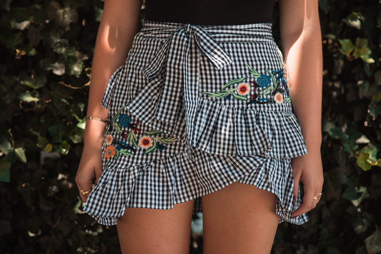 Probably THE Trendiest Skirt You've Ever Seen…